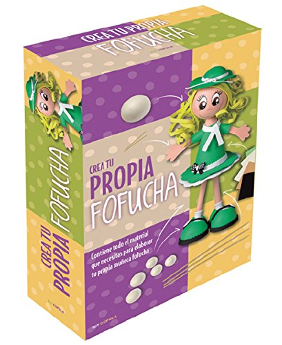 9788448020958: Kit Crea Tu Propia Fofucha (Kits Cúpula)
