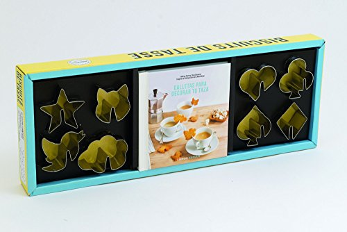 9788448020996: Kit Galletas para decorar tu taza