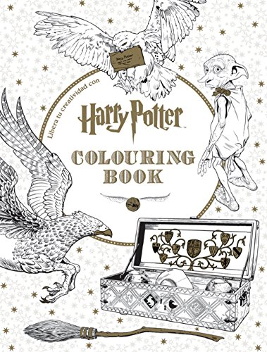 9788448022129: Harry Potter. Coloring book