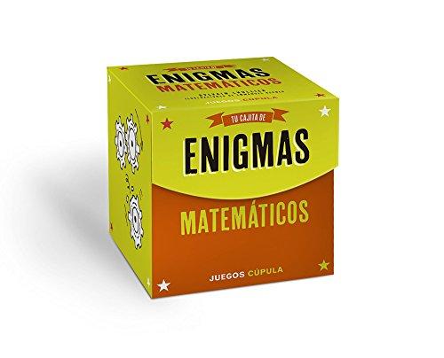 9788448022464: Tu cajita de enigmas matemáticos (Juegos Cúpula)