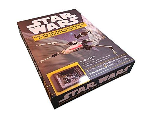 9788448022754: Star Wars. Contruye tres batallas míticas (Kits Cúpula)