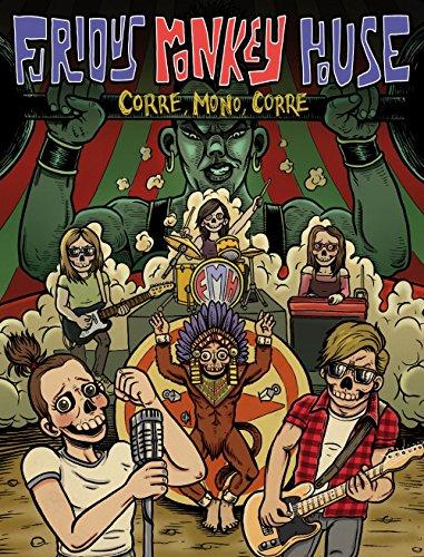 9788448022822: Furious Monkey House: Corre, mono, corre (Música y cine)