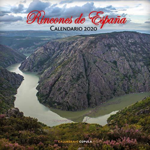 9788448026202: Calendario Rincones de España 2020 (Calendarios y agendas)