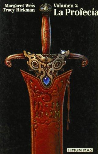 Profecia, La - Vol. 2 - La Espada de Joram (No Fantasía épica) (Spanish Edition) (9788448030384) by Weis, Margaret; Hickman, Tracy