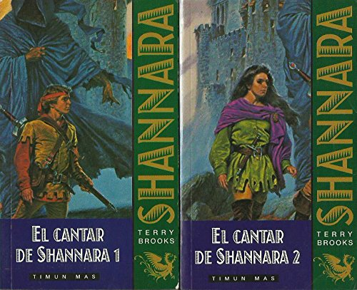 El cantar de shannara 2: Terry Brooks