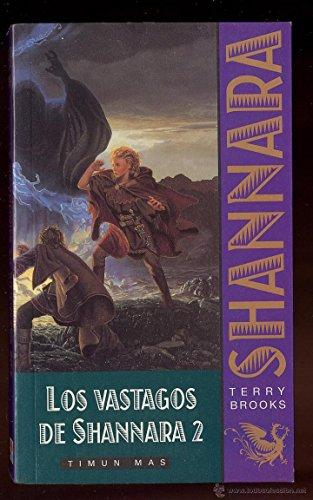 9788448030865: LOS VASTAGOS DE SHANNARA 2