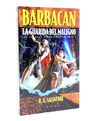 9788448031473: BARBACAN - GUARIDA DEL MALIGNO -
