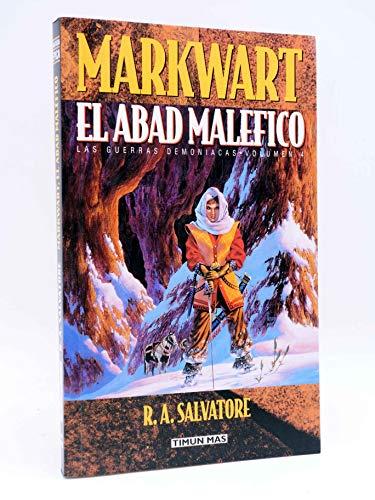 9788448031497: ABAD MALEFICO, EL - VOL. 4 -