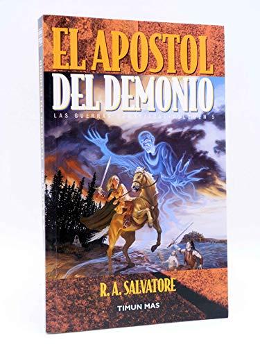 9788448031503: El apostol del demonio (V, guerras demoniacas)