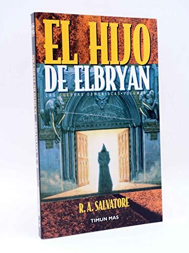 9788448031510: Hijo de elbryan, el