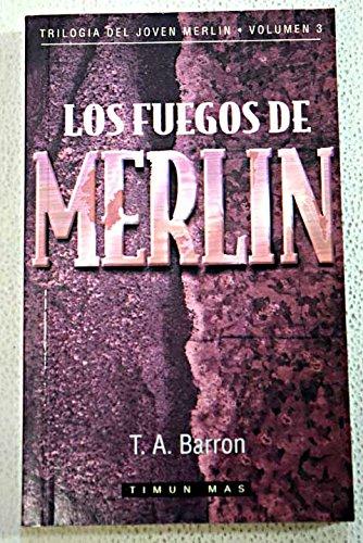 9788448031589: Los fuegos de merlin