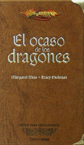 9788448031794: El ocaso de los dragones (Dragonlance)