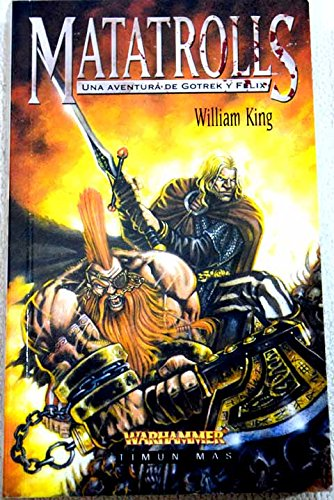 9788448031954: Matatrolls - rustica - (Warhammer)