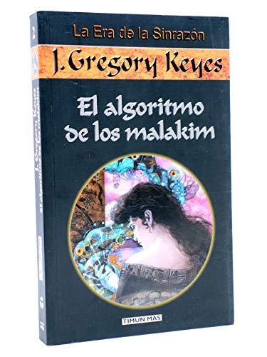 9788448032111: El algoritmo de los Malakim