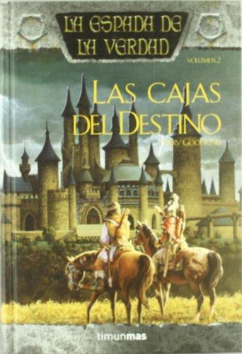 9788448032258: Las Cajas del Destino (La Espada de la Verdad)