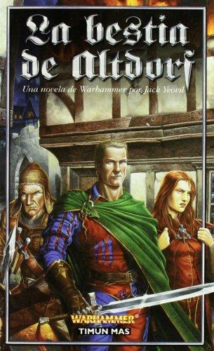 9788448033217: Bestia de altdorf, la (Warhammer)