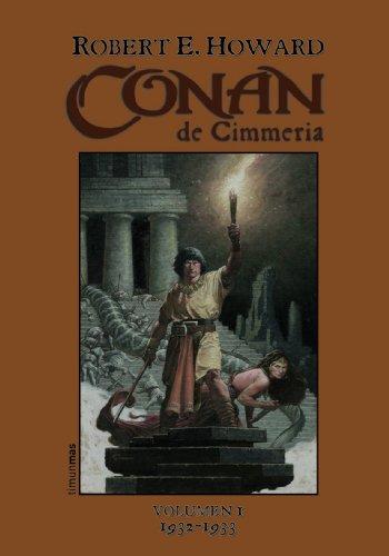 9788448033903: Conan de cimmeria (Timun mas narrativa) (Spanish Edition)