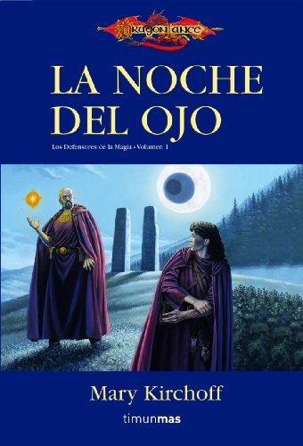 9788448034436: La noche del ojo (Los defensores de la magia)