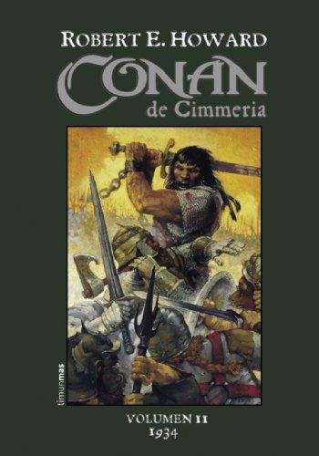 9788448034597: Conan de Cimmeria (1934) (Conan Clásico)