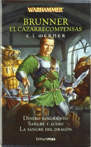 9788448034870: (pack) Brunner El Cazarrecompensas (Warhammer)