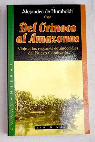 9788448035013: Del orinoco al amazonas (Ilustrados (integral))