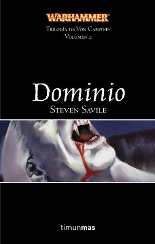 9788448035563: Dominio (Warhammer)