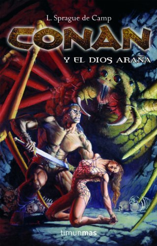 9788448036201: Conan y el dios arañaz