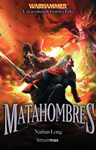 9788448036546: Matahombres (Timun Mas Narrativa) (Spanish Edition)