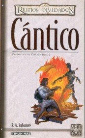 Cantico (Forgotten Realms: the Cleric Quintet) (Spanish Edition) (8448037413) by Salvatore, R. A.