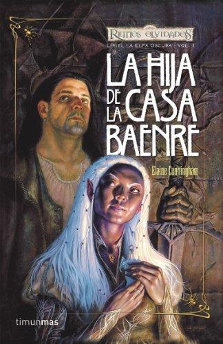 9788448037581: La hija de la casa Baenre (Liriel, la Elfa Oscura)