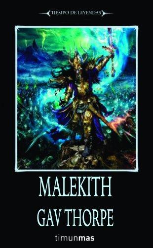 9788448038373: Malekith (Tiempo de Leyendas. La Secesión)