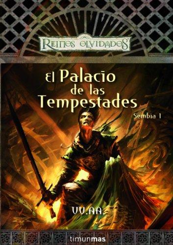 9788448038458: El Palacio de las Tempestades (Reinos Olvidados)