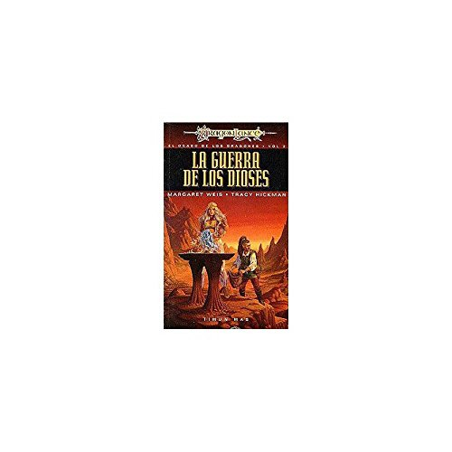 9788448039042: La guerra de los dioses / Dragons of Summer Flame War of the Gods (Dragonlance Leyendas) (Spanish Edition)