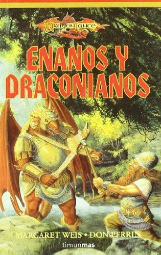 9788448039073: ENANOS Y DRACONIANOS (VOLUMENES INDEPENDIENTES 02) DRAGONLANCE
