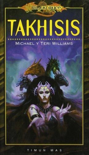 9788448039233: Takhisis (Dragonlance)