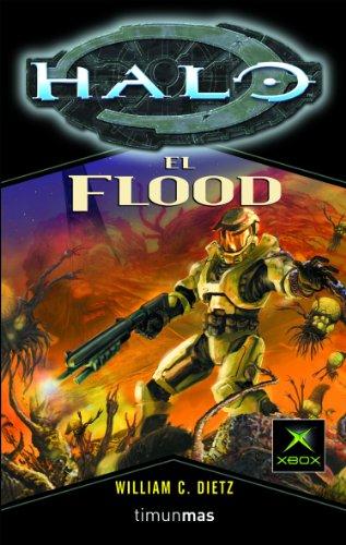 9788448039776: Halo: El Flood (Timun Games)