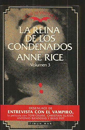 9788448040031: La Reina De Los Condenados / Queen of the Damned (Spanish Edition)