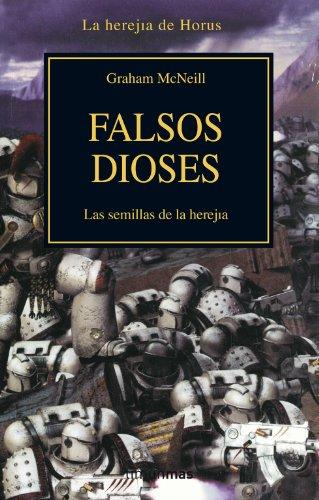 9788448043933: Falsos Dioses (La Herejía de Horus)