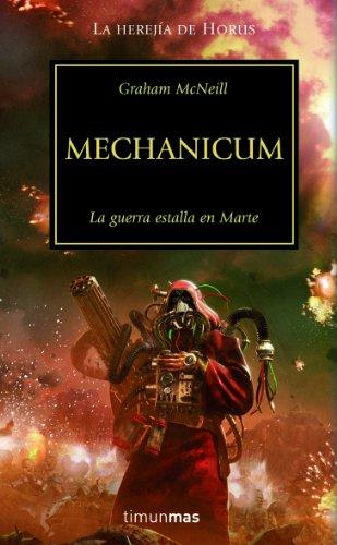 9788448044350: Mechanicum. La herejia de Horus Nº 9