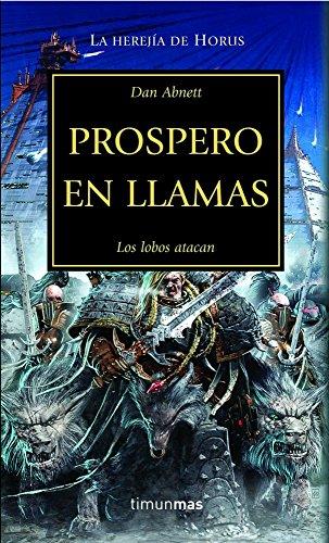 9788448044718: Prospero en llamas: Los lobos atacan (Warhammer 40.000)