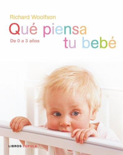 9788448047375: Qué piensa tu bebé (Padres e hijos)