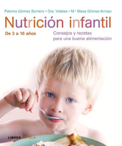 9788448047511: Nutrición infantil