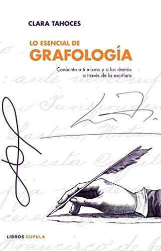 9788448047634: Lo esencial de Grafología