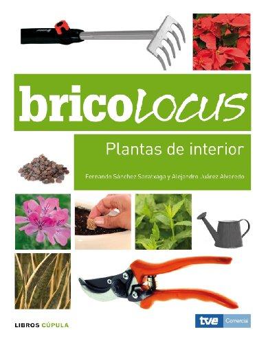 Bricolocus. Plantas de interior: Sanchez Saratxaga, Fernando