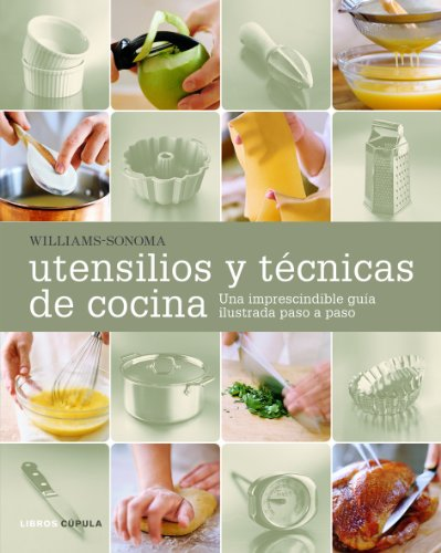9788448047948: Utensilios y Tecnicas de Cocina