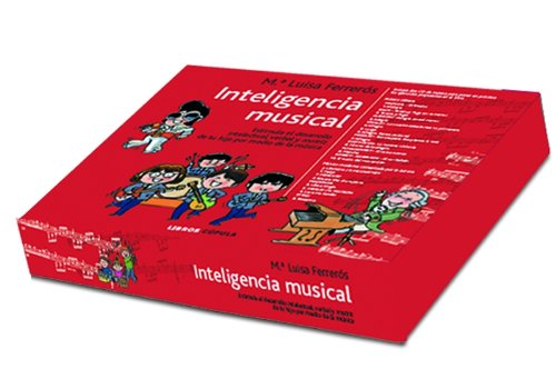 9788448048389: Pack Inteligencia musical
