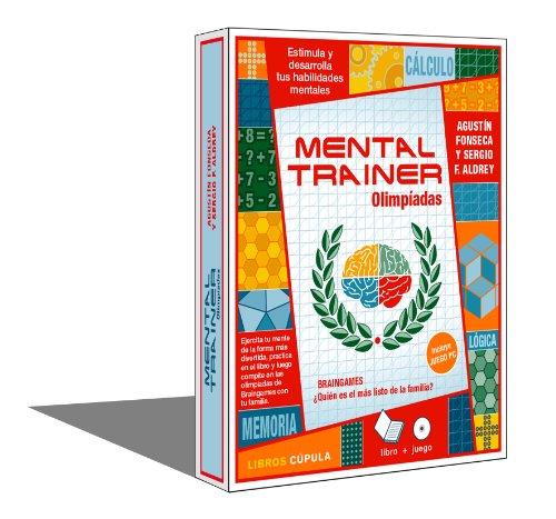 9788448048587: Pack Mental Trainer Olimpiadas + Juego