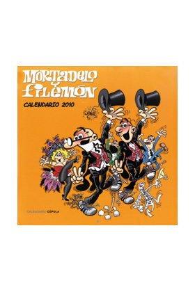 9788448048679: Calendario Mortadelo y Filemón