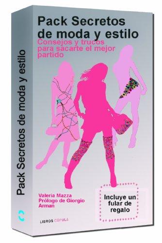 PACK SECRETOS DE MODA Y ESTILO: VALERIA MAZZA