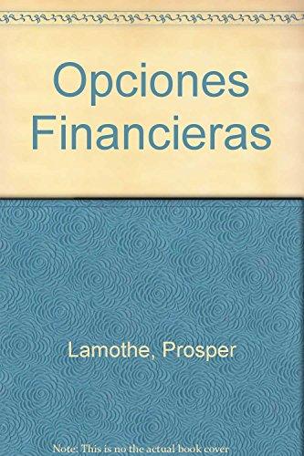 9788448100681: Opciones Financieras (Spanish Edition)